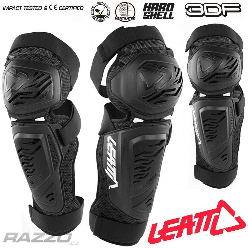96e5c57a2 Chrániče kolen a holení Leatt Knee Shin Guard EXT 3.0 Black ...