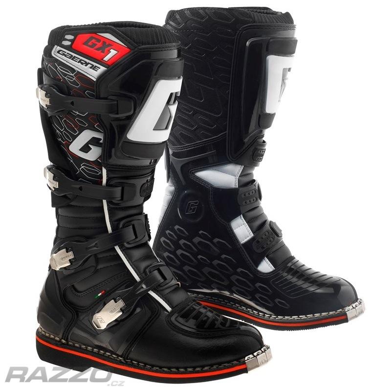 6c12050361f Pánské boty na motokros enduro čtyřkolky Gaerne GX-1 Black Good Year ...