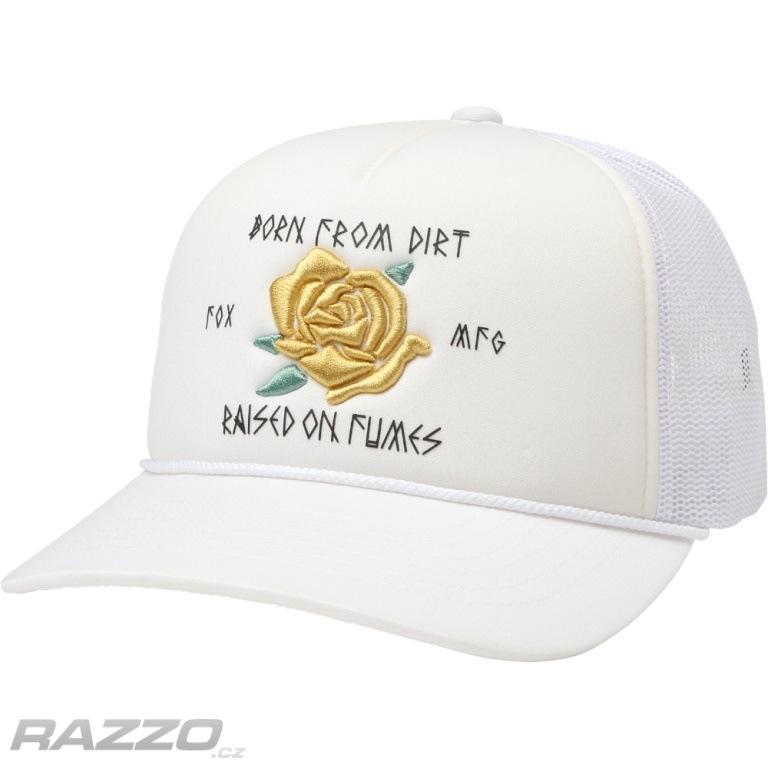 Dámská čepice FOX Rosey Trucker Hat White - čepice  05545c8303