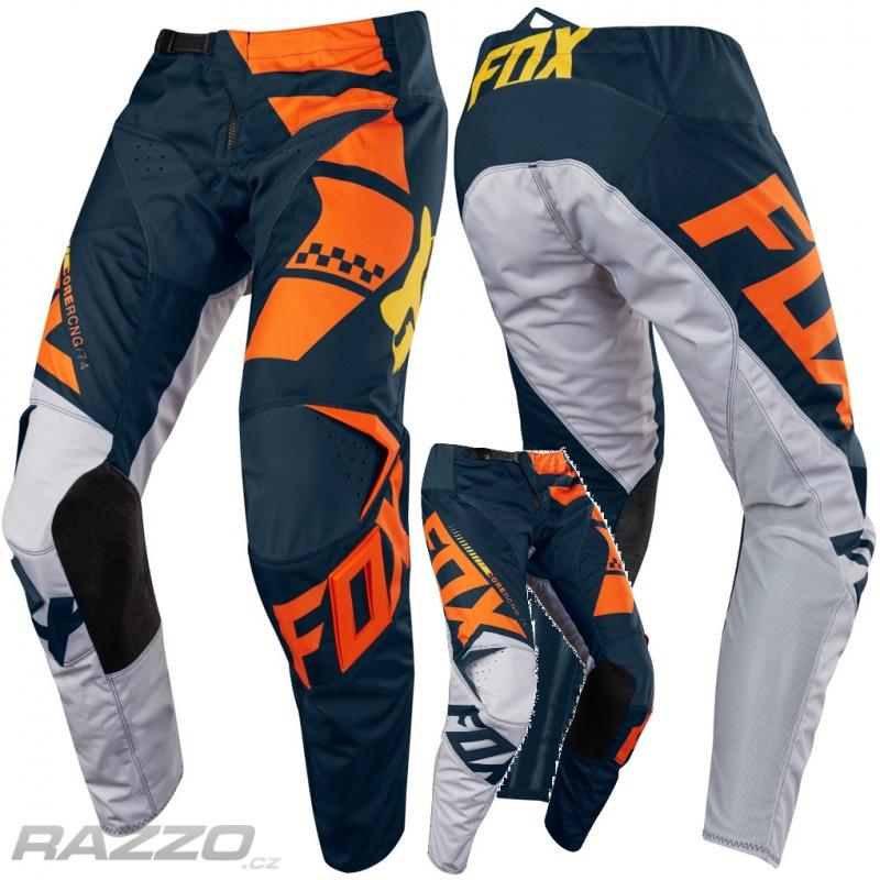 Dětský komplet na motokros čtyřkolky bmx FOX 180 Youth Jersey + Pant ... b0b7a8530e
