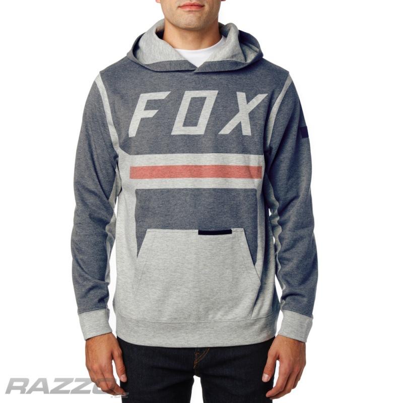90be620f5a82 Pánská mikina FOX Moth Pullover Fleece Midnight