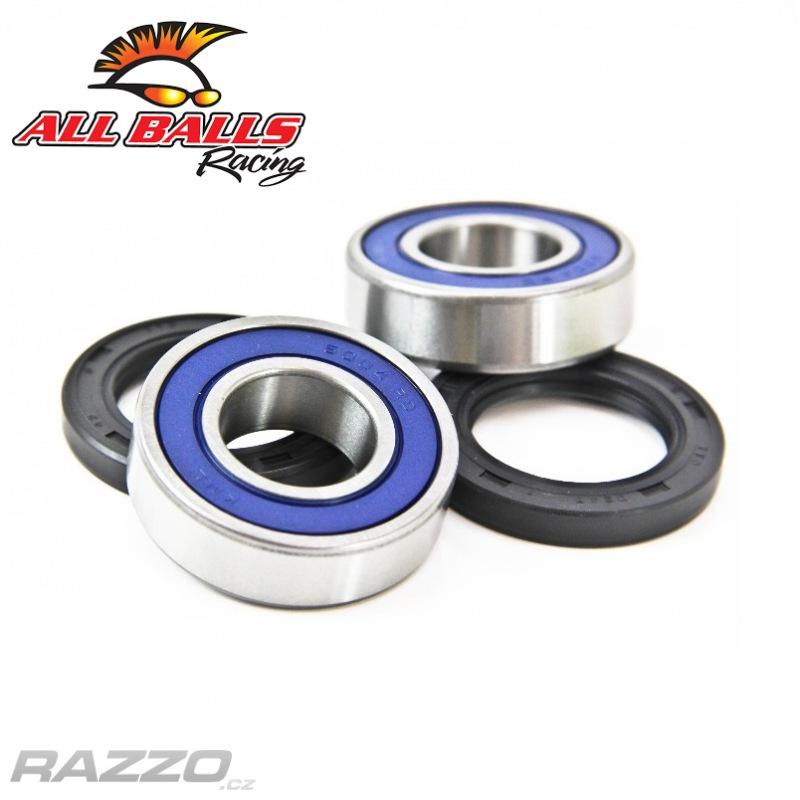 All Balls Front Wheel Bearings /& Seals Kit For Yamaha YZ 250F 2002 02 Motocross