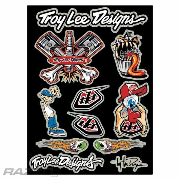 n225lepky troyleedesigns fun sticker kit samolepky razzo