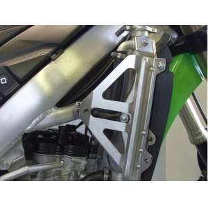 Výztuhy chladičů WorksConnection Radiator Braces Kawasaki KX250F 09