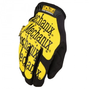 Pracovní rukavice Mechanix Original Glove Yellow