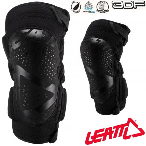 Chrániče kolen Leatt Knee Guard 3DF 5.0 ZIP Black 2019