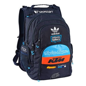 Batoh TroyLeeDesigns KTM Team Backpack Navy 2019