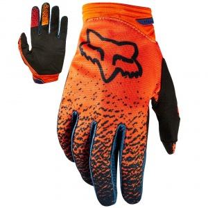 Dámské rukavice FOX Womens Dirtpaw Glove Grey Orange 2018