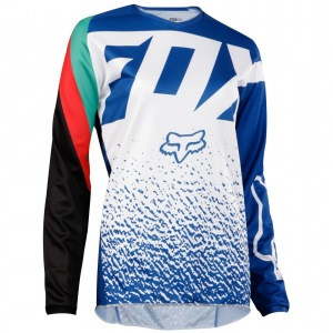Dámský dres FOX Womens 180 Jersey Blue 2018