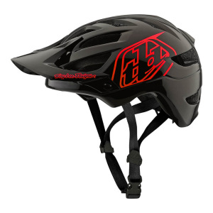 Dětská helma TroyLeeDesigns A1 Youth Helmet Drone Black Red 2019