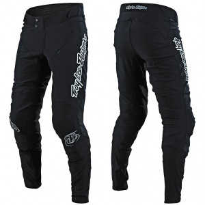 Downhill bmx kalhoty TroyLeeDesigns Sprint ULTRA Pant Black 2021