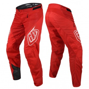 Downhill kalhoty TroyLeeDesigns Sprint Pant Red 2019