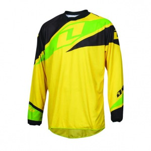 Dres One Industries Atom Jersey Yellow 2016