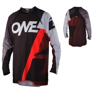 Dres One Industries Vapor Jersey Stratum Red