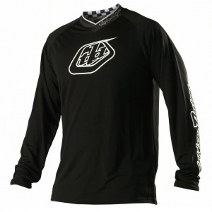 Pánský dres TroyLeeDesigns GP Jersey Midnight Black 2015