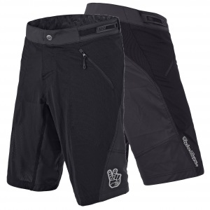 Kraťasy na kolo TroyLeeDesigns Skyline AIR Short Shell Black 2019