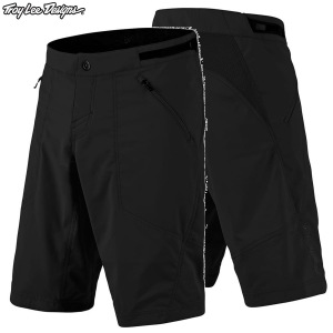 Kraťasy na kolo TroyLeeDesigns Skyline Short Black 2018