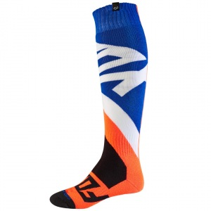 Moto ponožky FOX Coolmax Thick Sock Creo Orange 2017