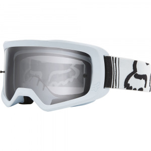 MX brýle FOX Main II Race Goggle White 2020