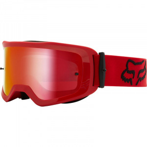 MX brýle FOX Main II Stray Goggle Flame Red Spark 2021