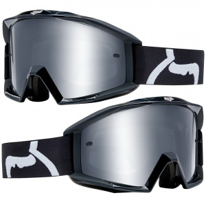 MX brýle FOX Main Race Goggle Black 2019
