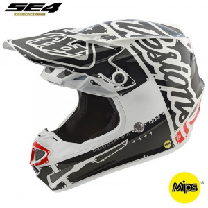 MX helma TroyLeeDesigns SE4 Polyacrylite Factory White 2019