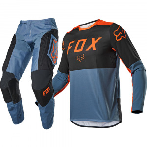 Enduro komplet FOX Legion Set Blue Steel 2021