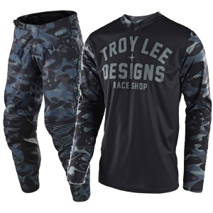 MX komplet TroyLeeDesigns GP Cosmic Camo Set 2018