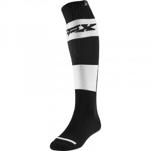 MX ponožky FOX FRI Thin Sock Linc Black 2020