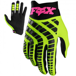 MX rukavice FOX 360 Glove Venim Black 2020