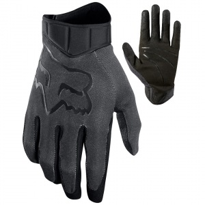 MX rukavice FOX Airline Race Glove Black Charcoal 2018