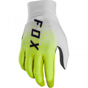 MX rukavice FOX FlexAir Honr Glove Purple Yellow 2020