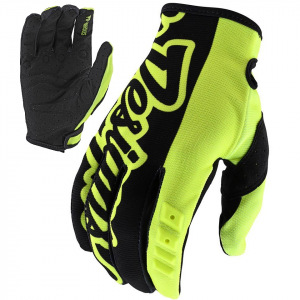 MX rukavice TroyLeeDesigns GP Glove Flo Yellow 2021