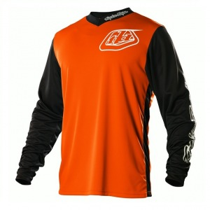Pánský dres TroyLeeDesigns GP Jersey Hot Rod Orange 2015