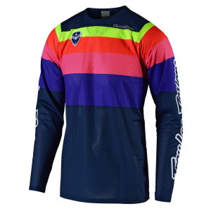 Pánský dres TroyLeeDesigns SE AIR Jersey Spectrum Navy 2019