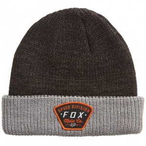 Pánský kulich FOX Sno Cat Beanie Heather Graphite