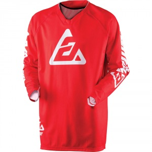 Pánský MX dres ANSWER Elite Jersey Red 2019