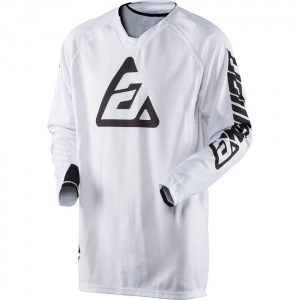 Pánský MX dres ANSWER Elite Jersey White 2019