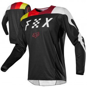 Pánský MX dres FOX 180 Rodka SE Jersey Black 2018