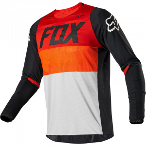 Pánský MX dres FOX 360 Bann Jersey Light Grey 2020