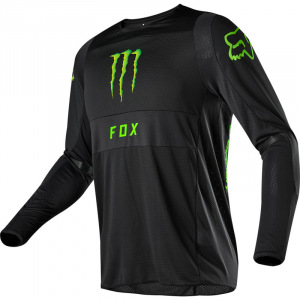 Pánský MX dres FOX 360 Monster PC Jersey Black 2020