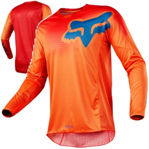 Pánský MX dres FOX 360 Viza Jersey Orange 2018