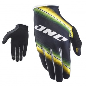 Rukavice One Industries Zero Glove Zerope Green Yellow 2015