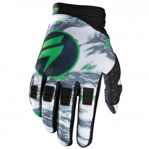 Rukavice SHIFT Strike Glove Black Camo 2016