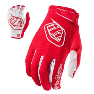 Rukavice TroyLeeDesigns AIR Glove Red 2017