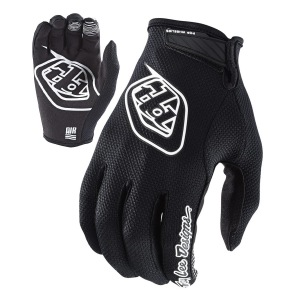 Rukavice TroyLeeDesigns AIR Glove Solid Black 2019