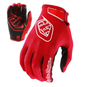 Rukavice TroyLeeDesigns AIR Glove Solid Red 2019