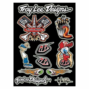 Nálepky TroyLeeDesigns Fun Sticker Kit