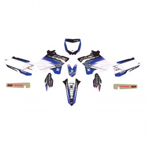 Sada polepů Bud Racing Graphic Kit Yamaha YZ250 15-..
