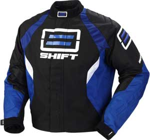 Moto bunda Shift MotoR Jacket Blue